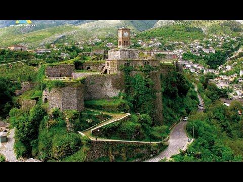 Berat - Gjirokastër (Unesco World Heritage) Albania