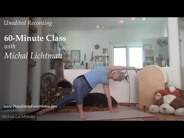 60-Minute Class - ✨Easing Transitions