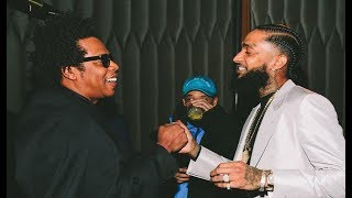 Jay Z Created A 15 Million Dollar Trust Fund For Nipsey Hussle Kids.. Is Hov Doing God's Work?