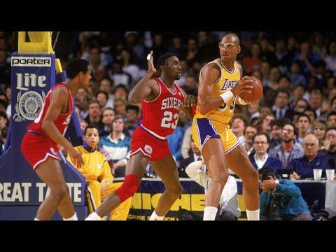1982 NBA Champions - LA Lakers - Something to Prove