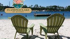CampgroundViews.com - Flamingo Lake RV Resort Jacksonville Florida FL RV Park Campground