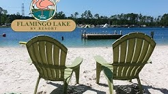 CampgroundViews.com - Flamingo Lake RV Resort Jacksonville Florida FL RV Park Campground