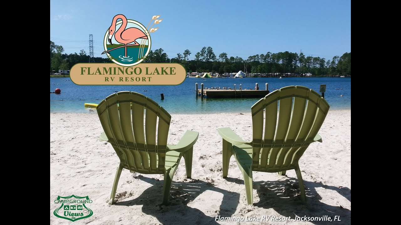 Campgroundviews Com Flamingo Lake Rv Resort Jacksonville