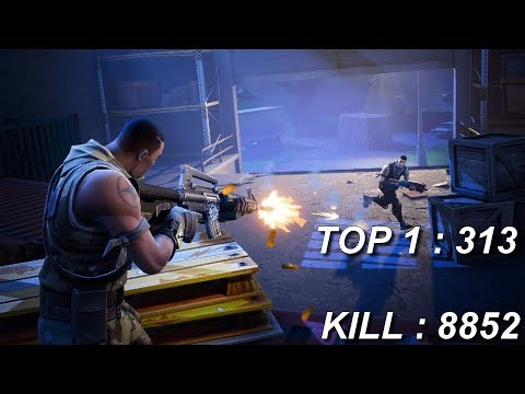 [FR/PC/LIVE] Fortnite en solo / 313 wins / kill 8,852