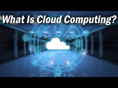 What Is Cloud Computing?   @SolutionsReview Explores