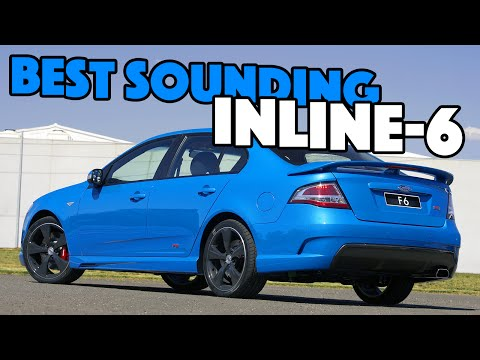 15 Best Sounding Inline 6-Cylinder Engines