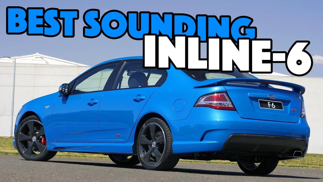 15 Best Sounding Inline 6-Cylinder Engines