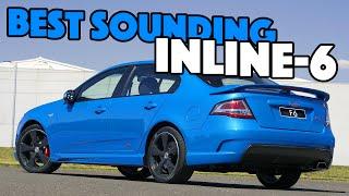 15 best sounding inline 6 cylinder engines