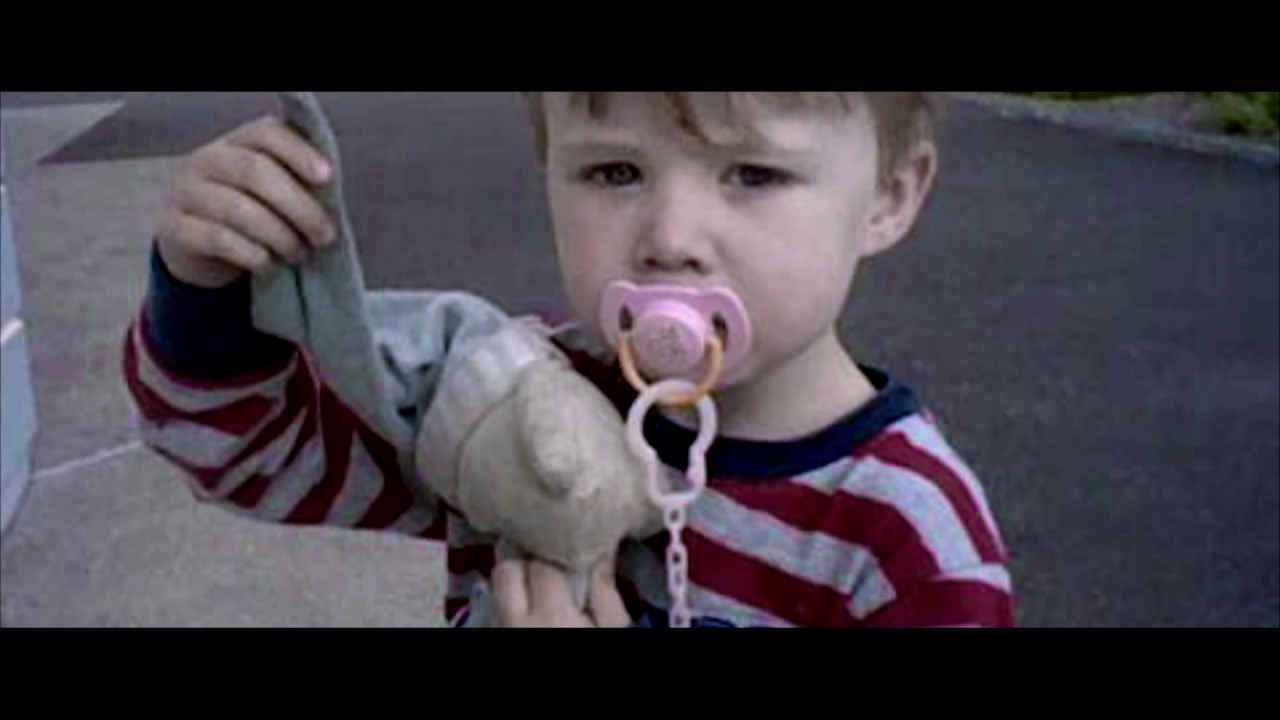 Powerful advert features family of child who was hit by