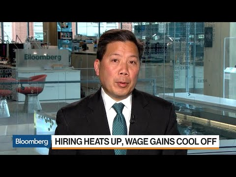 Ex-Deputy Labor Sec. Lu Says Wage Growth is Still Lagging
