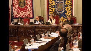 Video Pleno Ordinario del Excmo. Ayuntamiento de Cartagena de 26 de febrero de 2018. PARTE I download MP3, 3GP, MP4, WEBM, AVI, FLV Juli 2018