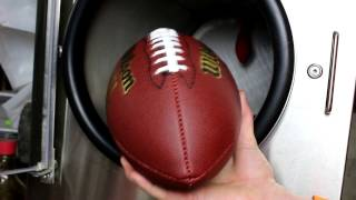 FootBall In Vacuum Chamber?