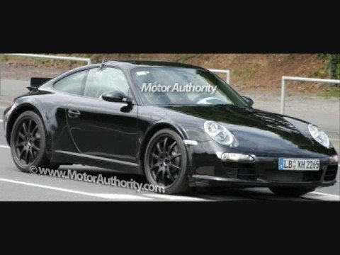 Porsche 998 Spyshots - YouTube
