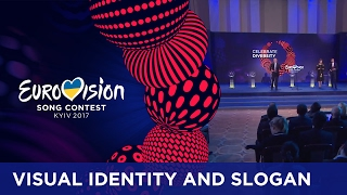 Eurovision 2017: Visual identity and slogan(, 2017-01-30T12:00:02.000Z)