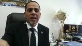 بالفيديو : رئيس جامعة دمنهور : مصر تحاك لها العديد من المؤامرات الدولية