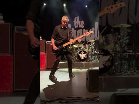 The Stranglers - Nice 'n' Sleazy - The Tivoli Brisbane - 9 Feb 2020
