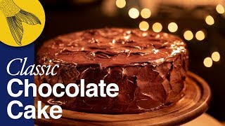 easy hommade chocolate cake