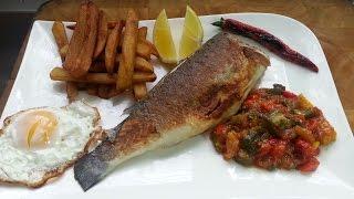 Cuisine Tunisienne - Le Complet Poisson