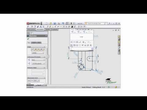 Solidworks 2011 tutorial dimension palette auto arrange - Dimension d une palette europe ...