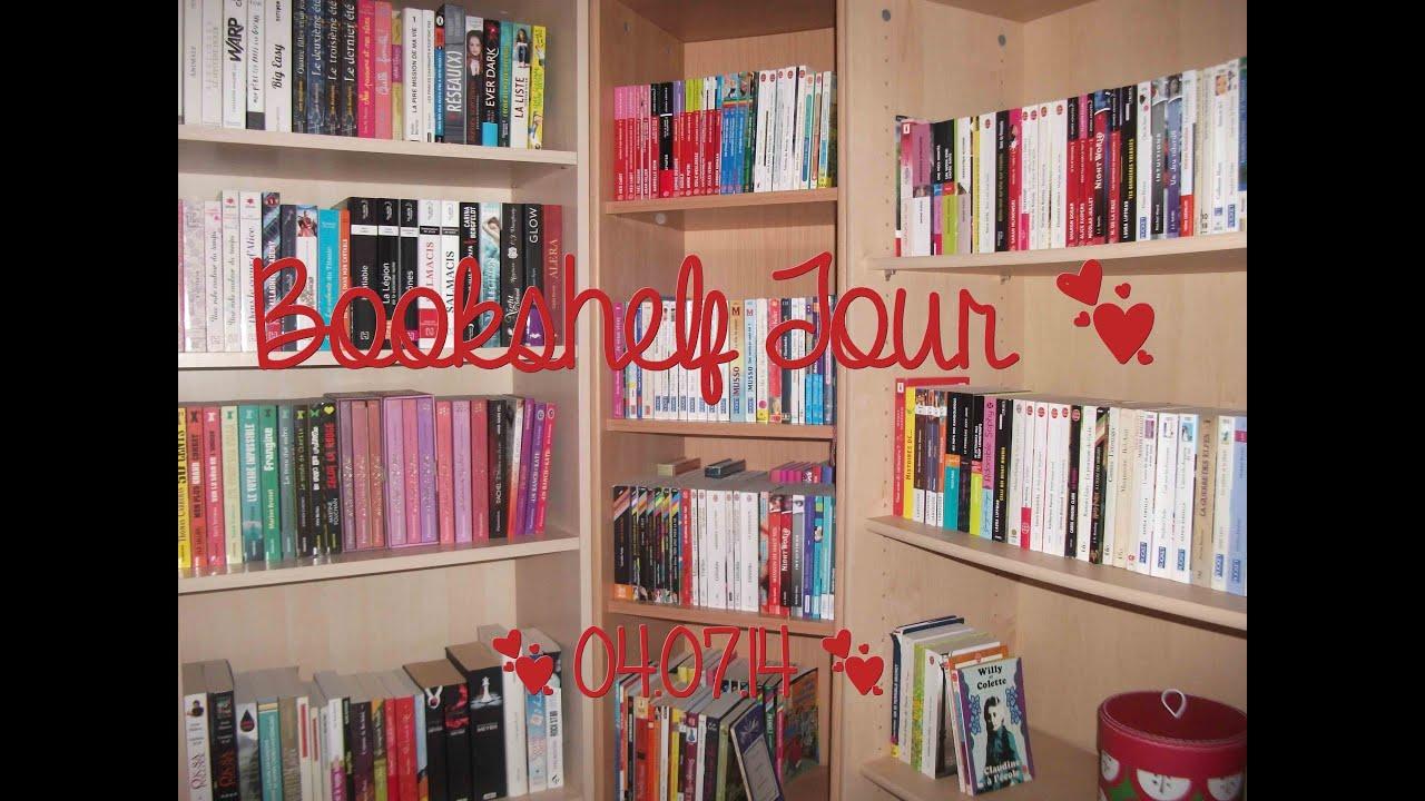 Bookshelf Tour 040714