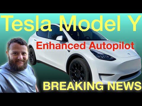 Tesla Model Y - Breaking News September 2020