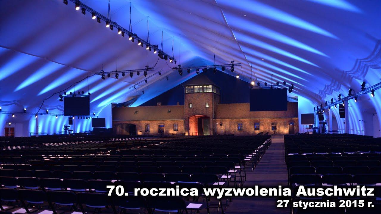 70. rocznica wyzwolenia Auschwitz - 27 stycznia 2015 r.