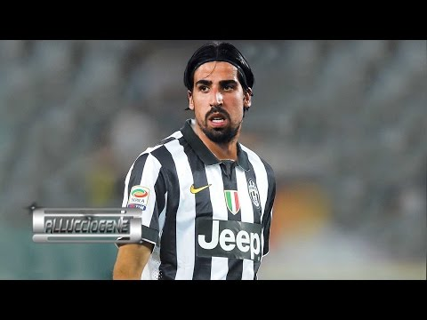 Sami Khedira Welcome to Juventus Goals Skills 2014 - 2015