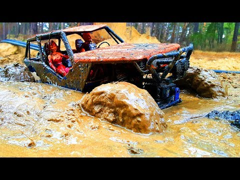 RC Cars MUD OFF Road 4x4 and Rescue RCs From Extreme Mud — RC Extreme Pictures