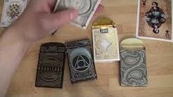 Material für Spielkarten