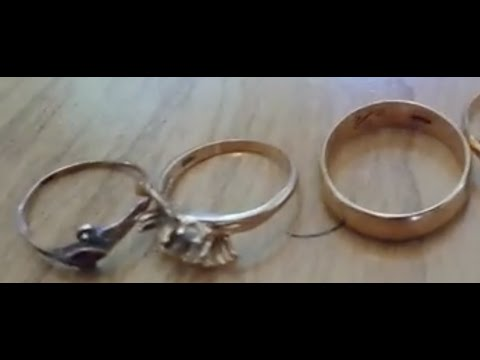 Nearly $10,000 Worth of Jewelry from Estate Sale for only $5,000!