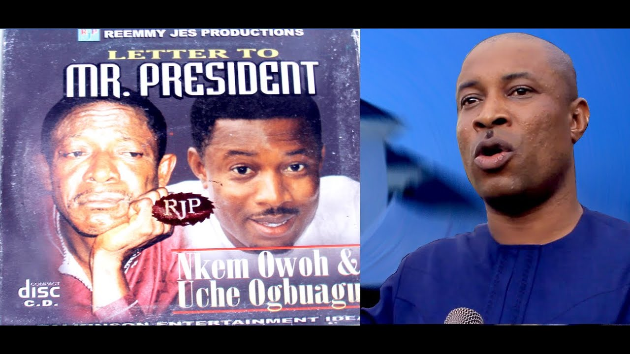 Download OUR LETTER TO MR PRESIDENT ........ OSUOFIA & UCHE OGBUAGU