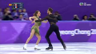 FRENCH ICE DANCER HAS WARDROBE MALFUNCTION AT OLYMPICS