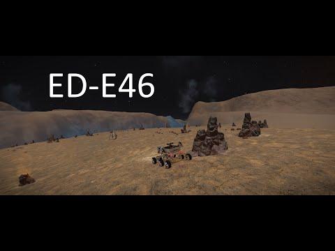 Elite Dangerous 3.3 E46 - Material Farming (Motion Sickness Warning)