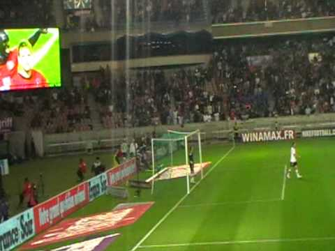 Paris Sg Vs Valenciennes Fc 22e But M.Bodmer 2010-2011.MOD