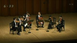 Brahms: String Sextet No.2 in G Major, Op.36, Mov. II