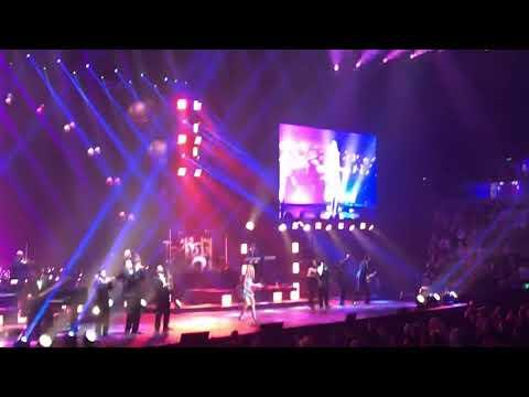 Celine Dion- River Deep Mountain High- Auckland Sparks Arena- 12.8.18