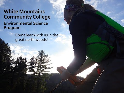 White Mountains Community College - A.S. Environmental Science Online Orientation Video