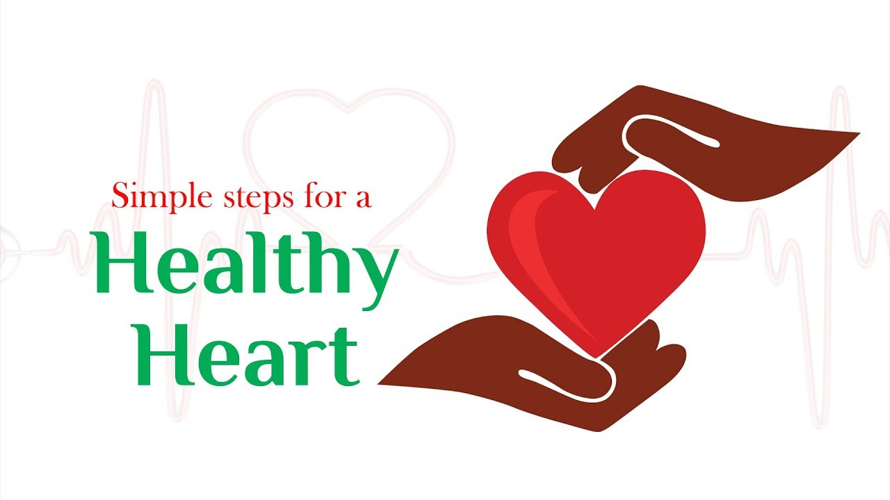10 steps to a healthy heart Reader approved how to be healthy four parts: having a healthy diet having a healthy exercise plan being emotionally healthy having a healthy routine community q&a many people think that being healthy is a difficult task that involves lots of.