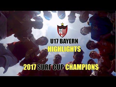 ASR Bayern 2017 San Diego Surf Cup Highlights