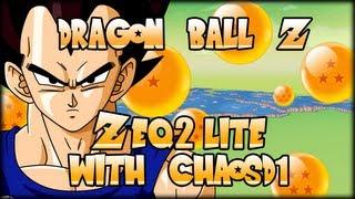 Dragon Ball Z - ZEQ2 Lite with ChaosD1