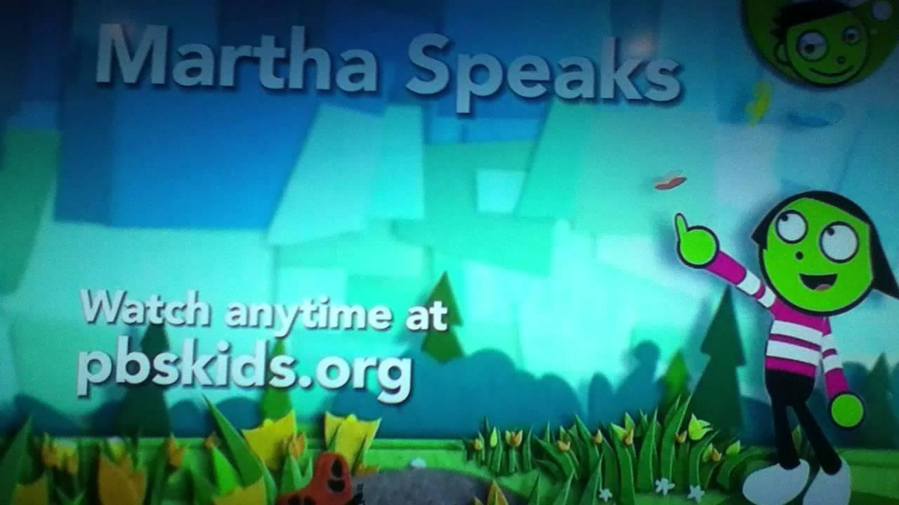 Time Warner Cable Kids Martha Speaks Promo Youtube