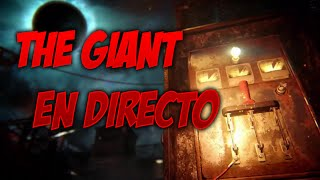 BO3 Zombies: Conociendo The Giant en Directo