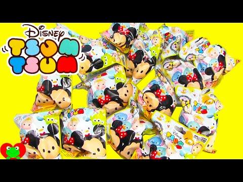 Disney Tsum Tsum Bath Bomb Surprises