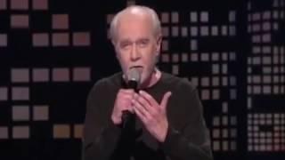 George Carlin - Dumb People. Русские субтитры.