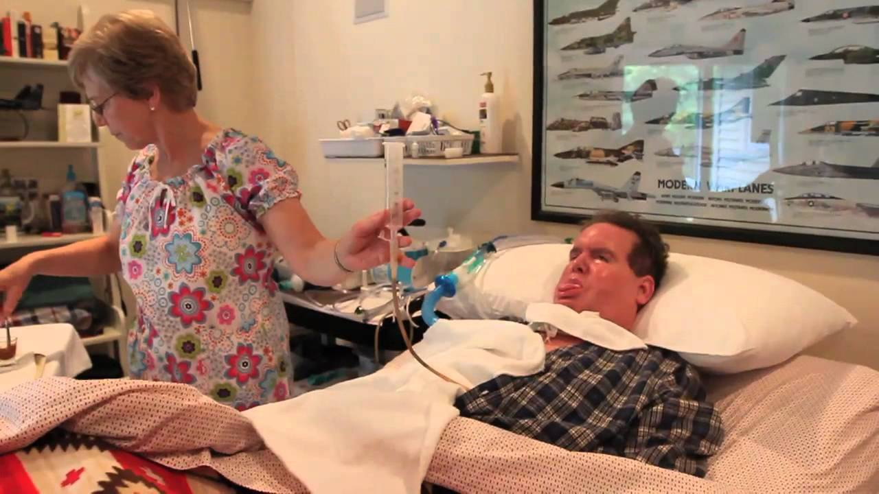 Caring For A Man With Lou Gehrig S Disease