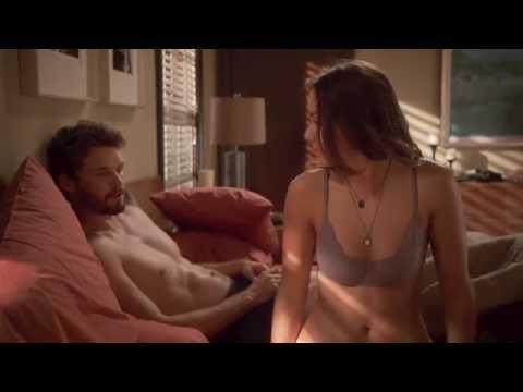 Skye (Chloe Bennet) naked scene in Agents of S.H.I.E.L.D S01E05