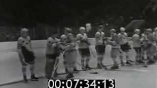 СССР   Швеция 1969 Приз Известий