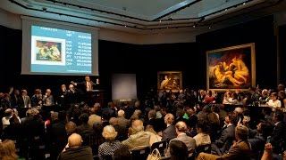Peter Paul Rubens – Lot and His Daughters | 2016 World Auction Record