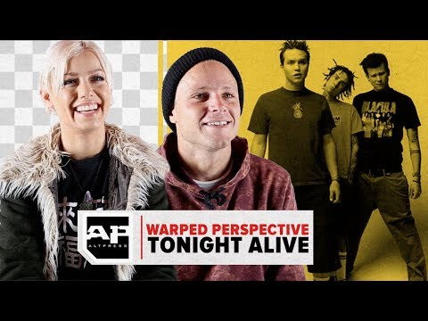 Tonight Alive reminisce rebellion and excitement of Warped Tour Mp3