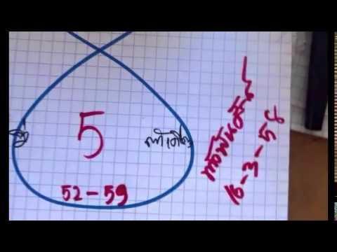 หวยท้าวพันศักดิ์ 16/03/58 (34 เข้าตรงๆ) มาพร้อมสถิติ